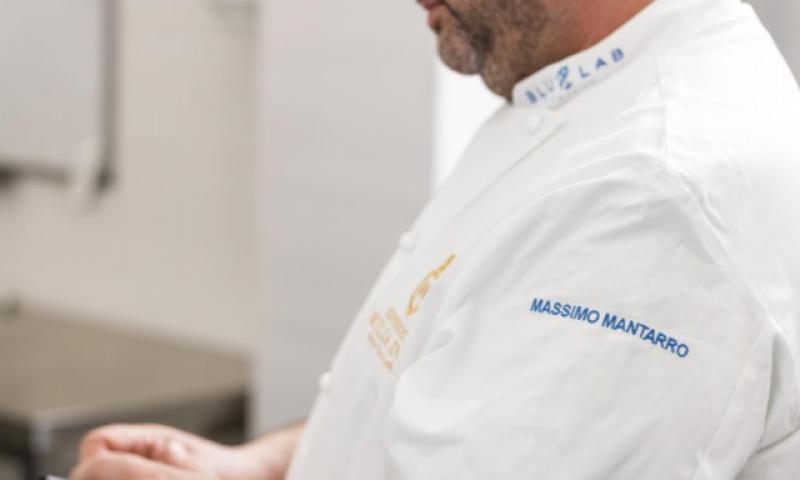 Massimo Mantarro chef