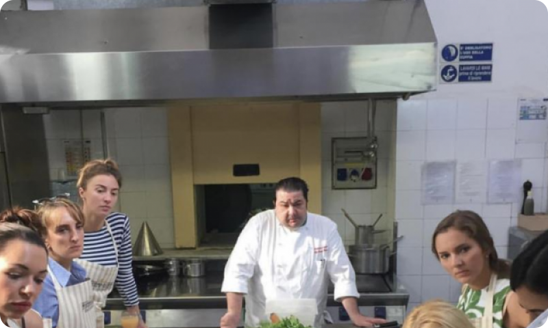 Cooking Class Belonika e Chef
