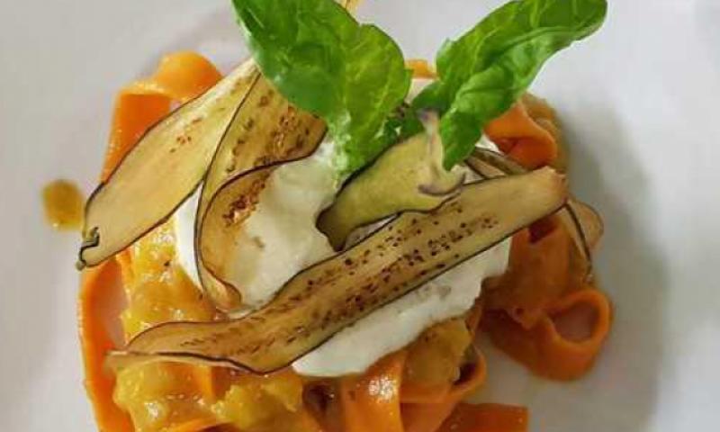 Primo piatto Massimo Mantarro